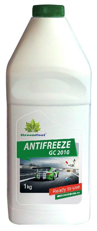 Антифриз зеленый 1л GreenCool