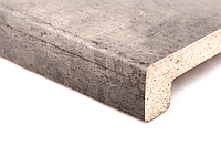 Підвіконня Topalit конкріт/бетон (152), ширина 400 мм