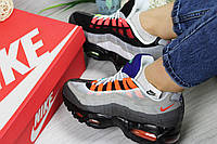 Кроссовки в стиле Nike Air Max 95 (разноцветные) кроссовки найк nike