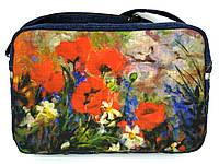 Джинсовая сумочка Маки