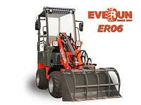 Фронтальный мини-погрузчик Everun ER06 WIELLADER