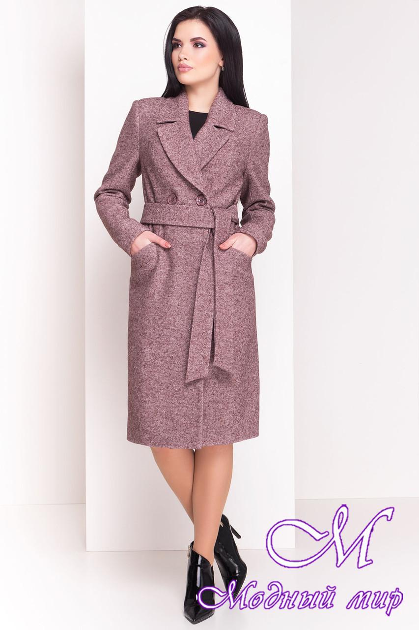 """Шерстяное женское демисезонное пальто (р. XS, S, M, L, XL) арт. """"Джулс 4450"""" - 21444"""