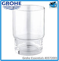 Стакан стеклянный Grohe Essentials 40372001 (старый арт. 40372000)
