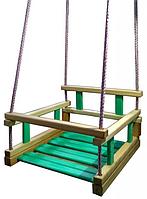 Качель деревянная Малыш ArIn WOOD (05-001)