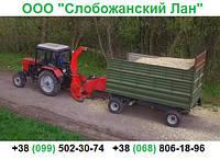 Щепорез, измельчитель древесины Farmi 260