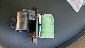 Резистор вентилятора двигателя GM 13322476  A13DTC A13DTE A14NEL B14NEL A14NET B14NET OPEL MERIVA-B