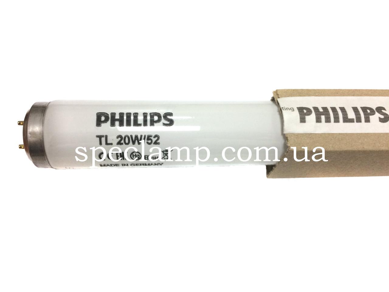 Лампа PHILIPS TL 20W/52 G13 для лечения желтухи