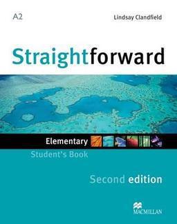Straightforward Second Edition Elementary Student's Book (Учебник)