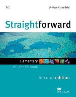 Straightforward Second Edition Elementary Student's Book (Учебник), фото 2