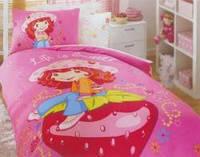 Детское постельное бельё ТАС Sweet Strawberry (Строубери)
