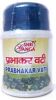 Прадхакар - комплексное решение сердечных проблем, Prabhakar Vati (60tab), фото 1