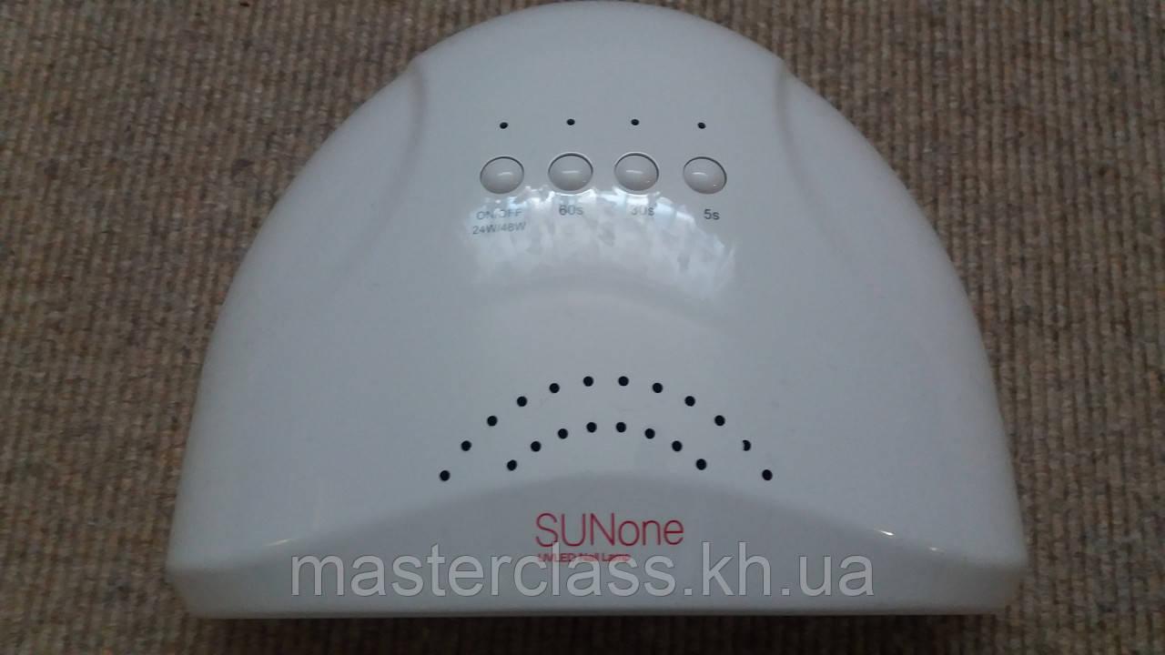 UV+LED Лампа SUNone 48w с вентилятором
