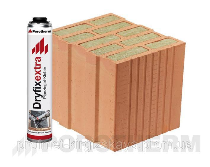 Кирпич Porotherm 30 T Dryfix