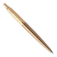 Ручка Parker Шариковая JOTTER 17 Luxury West End Brushed Gold BP (18 132) (3501179532035)