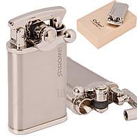 Удобная зажигалка Sarome бензиновая H331649