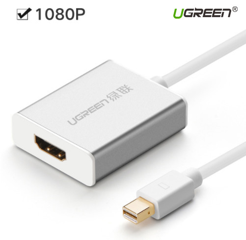 Ugreen Mini DisplayPort к HDMI для Apple MacBook Air - Pro, iMac