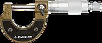 Микрометр (0-25мм) Topex (31С629)