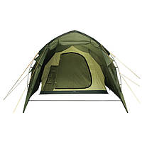 Палатки Terra Incognita \ Намет чотирьохмісний Camp 4 олива Terra Incognita