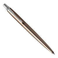Ручка Parker Шариковая JOTTER 17 Premium Carlisle Brown Pinstripe CT BP (17132), фото 1