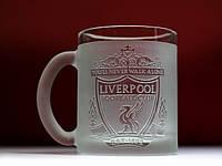 Чашка с гравировкой FC Liverpool