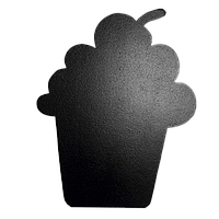 Доска меловая фигурная Кекс ПХ