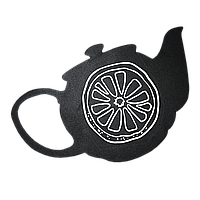 Доска меловая фигурная Чайник ПХ 600х370 мм