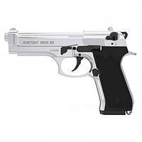Пистолет стартовый (сигнальный) Retay Mod. 92 (nickel)