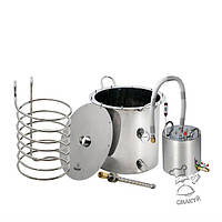 ПИВОВАРНЯ (Комплект оборудования для варки пива 30 л)
