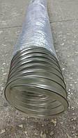 Шланг ПВХ д.125*0,5 мм, гибкий аспирационный ПВХ рукав