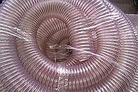 Шланги из полиуретана д.120*0,7мм