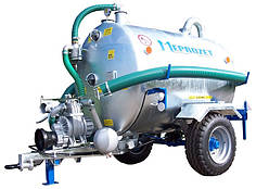 Ассенизационная машина Meprozet  PN-20 / 2 (2360 л, оцинкованная)
