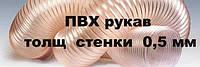 Шланги ПВХ PCV FL 80*0,5 мм для форматок, фрезеров, Польша Rondo2, европейское качество по доступной цене
