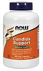 Лечение кандидоза и дисбактериоза - Кандида суппот / Candida Support, 180 капсул