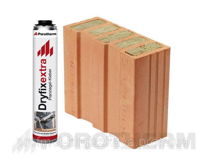 Кирпич Porotherm 30 1/2 T Dryfix