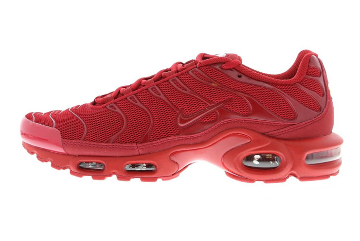 new arrival 3e72d 5a6d2 Мужские кроссовки Nike Air Max 95 TN Plus Tuned 1 Lava Red (Реплика ААА+