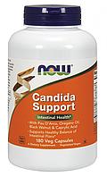 Лечение кандидоза и дисбактериоза - Кандида суппот (Candida Support), 180 капсул