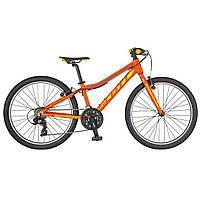 "Велосипед 24"" SCALE JR rigid fork SCOTT 2018"
