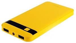 Power Bank Remax Proda Gentelman 12000mAh- Yellow