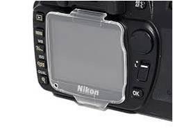 Класична пластиковий захист екрану для камер NIKON