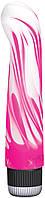 Вібратор g Joy Division Стимулятор G-точки - Joystick, Flick-Flac, pink-white | Секс шоп - интим магазин Импери.
