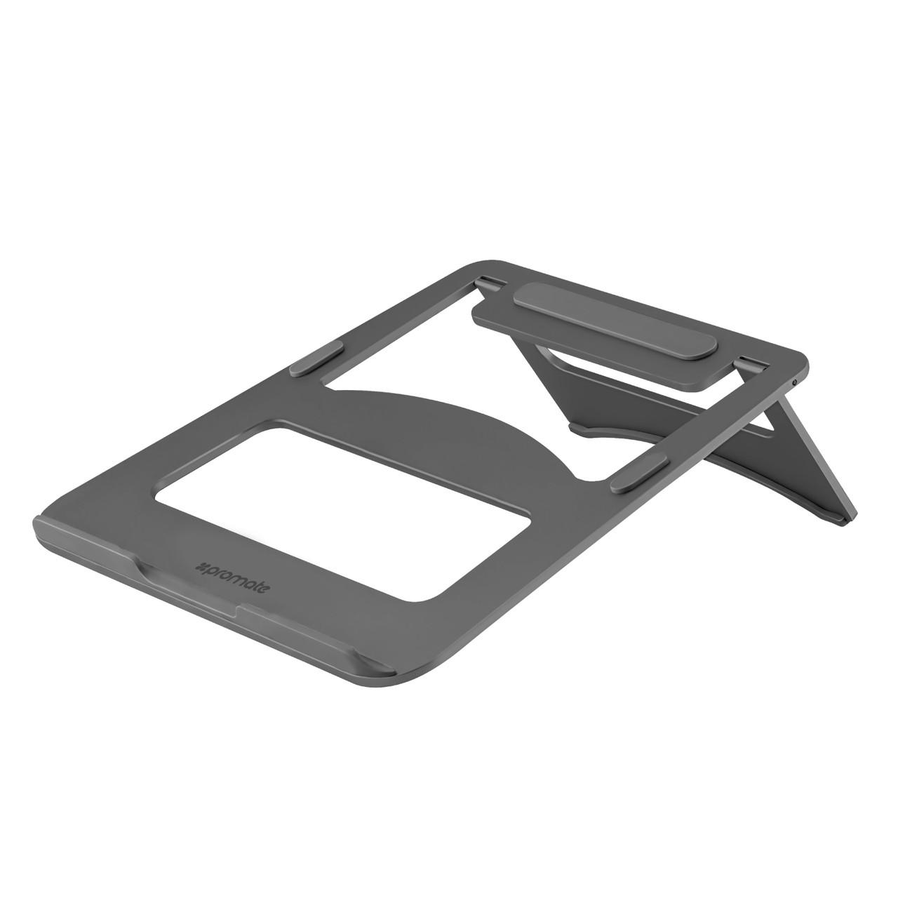 Подставка под ноутбук Promate Deskmate-3 Gray