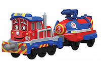 Паровозик Келли с прицепным вагоном Chuggington Die-Cast Tomy (LC54126)