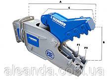 Гидравлическая дробилка Hammer RH16