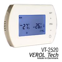 Комнатный термостат Verol VT-2520 проводной, фото 2