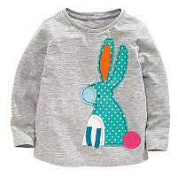Кофта для девочки Rabbit Jumping Meters
