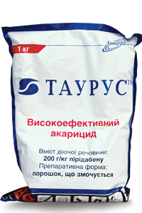 Контактный акарицид Таурус