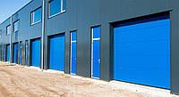 Промышленные секционные ворота, фото 1