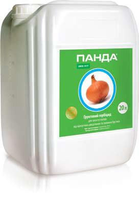 Почвенный системный гербицид Панда