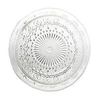 Тарелка подставная прозрачная Италия Zafferano 34 см