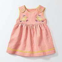 Платье для девочки Birds Little Maven